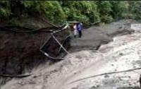 Diterjang Hujan Lahar, Pipa Jaringan Air Bersih di Lereng Merapi Putus