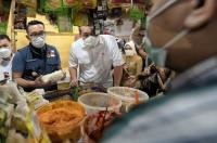 Ridwan Kamil Pamer Sidak Pasar Tradisional, Warganet Malah Curhat soal Jodoh