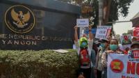 Situasi Makin Tak Kondusif, 200 Warga Indonesia Tinggalkan Myanmar