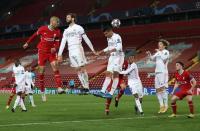 Ini Kunci Sukses Real Madrid Tahan Liverpool di Leg II Perempatfinal Liga Champions 2020-2021