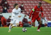 5 Fakta Laga Liverpool vs Real Madrid di Perempatfinal Liga Champions 2020-2021