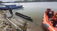 Cari Nelayan Hilang, Tim BPBD Dihadang Banyak Buaya Muara