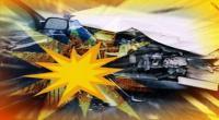Bus Gumarang Jaya Hantam Trotoar Tiga Siswa Tewas