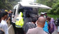5 Kendaraan Kecelakaan Beruntun di Padang, Dua Mobil Terjun ke Jurang