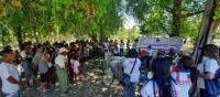Perindo Salurkan Bantuan bagi Warga Terdampak Banjir Bandang di Malaka