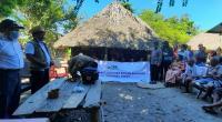 MNC Peduli Berikan Genset Bantu Korban Bencana di Malaka NTT