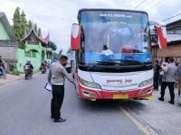 Jumlah Korban Tewas Bus Gumarang Jaya Menjadi 4 Orang