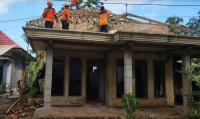 <i>Update</i> Gempa Malang, Bangunan yang Rusak Semakin Bertambah