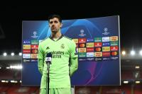 Real Madrid Jumpa Chelsea di Semifinal Liga Champions 2020-2021, Begini Komentar Courtois