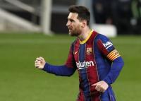 Bintang NBA Rebutan Foto dengan Lionel Messi
