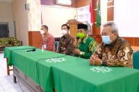 Gibran Bertemu Jajaran Pengurus Muhammadiyah Solo, Ini yang Dibahas