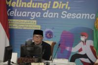 Gubernur Ridwan Kamil dan Kemendagri Luncurkan Aplikasi e-Perda
