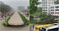 Curah Hujan Tertinggi dalam 40 Tahun Terakhir Picu Banjir Bandang di Singapura