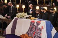 Prosesi Pemakaman Pangeran Philip Berlangsung Haru