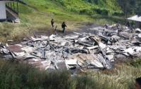 Kembali Berulah, KKB Bakar Honai dan 3 Rumah Guru di Dombet Beoga Papua