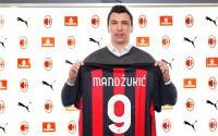 Rela Tak Digaji karena Sedang Cedera, Sikap Mario Mandzukic Dipuji Presiden AC Milan