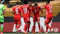 Hampir Terkejar, Bayer Munich Sudahi Perlawanan Wolfsburg 3-2