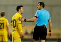 Barcelona Kesulitan Tembus Pertahanan Athletic Bilbao, Babak Pertama Masih 0-0