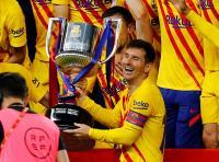 Bawa Barcelona Juara, Lionel Messi Cetak Rekor di Copa del Rey
