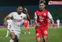 Persija vs PSM Makassar, Sudirman: Boleh Emosi, tapi Tetap Fokus Cetak Gol