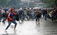 Tawuran Pemuda Kembali Pecah di Medan, Sejumlah Orang Terluka