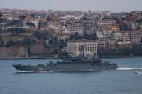 Di Ambang Konflik dengan Ukraina, Rusia Kirim Kapal Perang ke Laut Hitam