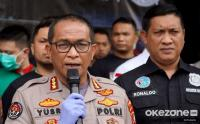 Polda Metro Gagalkan Pemesanan Sabu 5,9 Kilogram dari Pekanbaru
