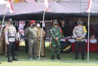 Cegah Covid-19 dan Karhutla, Polda Kalteng Maksimalkan Kekuatan Personel