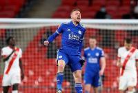 Jamie Vardy Luapkan Kegembiraan Usai Leicester City Rebut Tiket Final Piala FA