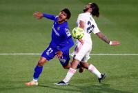 Skor Kacamata Hiasi Hasil Babak Pertama Getafe vs Real Madrid