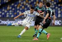 Berakhir 1-1, Christian Eriksen Selamatkan Inter dari Kekalahan Lawan Napoli