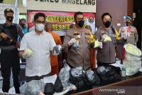 Polisi Sita 300 Kilogram Bahan Pembuat Petasan