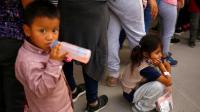 Miris, Jumlah Anak Migran di Perbatasan Meksiko-AS Naik 9 Kali Lipat