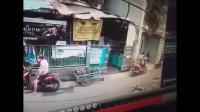 Gadis Cantik Terekam CCTV Mencuri Tabung Gas 3 Kg di Kiara Condong Bandung