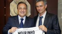 Zidane ke Juventus, Florentino Perez Tunjuk Mourinho Jadi Pelatih Real Madrid?