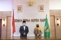 Diminta Khofifah, Ridwan Kamil Bakal Desain Masjid Islamic Center Surabaya