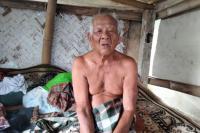 Abah Sarji, Kakek 102 Tahun yang Pilih Hidup di Dekat Kuburan untuk Tebus Dosa