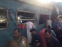 Kecelakaan Kereta Mesir Tewaskan 23 Orang, 139 Luka-Luka