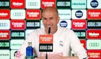 Zidane Ungkap Kondisi Terkini Skuad Real Madrid Jelang Hadapi Cadiz