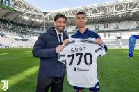 5 Bukti Cristiano Ronaldo Berhasil Bersama Juventus, Nomor 1 Paling Mentereng