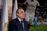 Ditinggalkan Klub-Klub Inggris, Florentino Perez Tetap Mau Lanjutkan Liga Super Eropa