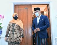 Alasan Khofifah Minta Ridwan Kamil Desain Masjid Islamic Centre Surabaya