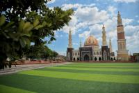 Resmikan Alun-Alun Majalengka, Ridwan Kamil: Silakan Berkegiatan tapi Disiplin Prokes