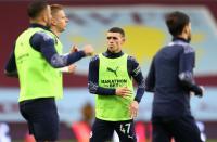 Guardiola Puji Phil Foden yang Tampil Apik saat Man City Kalahkan Aston Villa