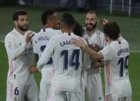Salip Atletico Madrid, Zidane Percaya Diri Real Madrid Juara Liga Spanyol 2020-2021
