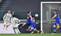 Juventus Masih Diimbangi Parma di Babak Pertama