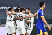 Sempat Tertinggal, Juventus Hajar Parma di Allianz Stadium