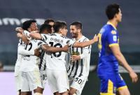 Juventus Hajar Parma 3-1, Alex Sandro: Kami Raih Poin Penting