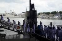 Kontak Terakhir Istri ABK Kapal Selam KRI Nanggala: Dik Doain Ya
