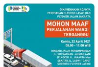 Peresmian Dua Flyover Baru di Bandung, Hindari Jalan di Sekitarnya